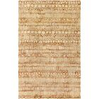 Natural Affinity Hand-Tufted Yellow Area Rug Rug Size: Rectangle 8' x 10'