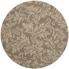 Palmwood Modern Brown/Gray Area Rug Rug Size: Rectangle 5' x 8'