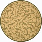 Beasley All Over Ivy Outdoor Rug Rug Size: Rectangle 5'3