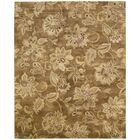 Morgan Bronze Area Rug Rug Size: Rectangle 5'6