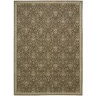 Lundon Chocolate Rug Rug Size: Rectangle 9'6