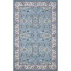 Iyed Hand-Tufted Turquoise Area Rug Rug Size: Rectangle 7'6