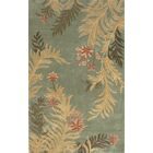 Laurel Hand-Tufted Sage Area Rug Rug Size: Runner 2'6