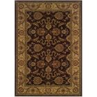 Barrows Brown/Beige Area Rug Rug Size: Rectangle 5'3