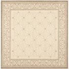 Beasley Garden Gate Outdoor Rug Rug Size: Square 6'7