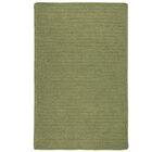 Kaimakli Hand-Woven Green Area Rug Rug Size: 5' x 7'