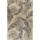 Imala Hand-Tufted Pale Gray Area Rug Rug Size: Rectangle 5' x 8'