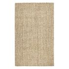 Tiverton Cascade Hand-Made Tan Area Rug Rug Size: 5' x 8'