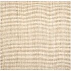 Greene Hand Woven Ivory Area Rug Rug Size: Square 5'
