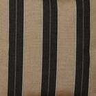 Outdoor Sunbrella Ottoman Cushion Color: Sunbrella Berenson Tuxedo