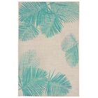 Cecile Natural Indoor/Outdoor Area Rug Rug Size: Rectangle 4'10