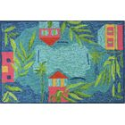 McIntosh Sail Away Indoor/Outdoor Area Rug Rug Size: 2'2