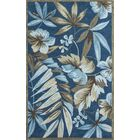 Roselawn Ocean Tropica Indoor Area Rug Rug Size: Rectangle 8' x 10'6