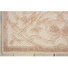 Seaside Cream Indoor/Outdoor Area Rug Rug Size: Rectangle 5'3