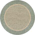 Linden Texture Green/Beige Indoor/Outdoor Area Rug Rug Size: Rectangle 5'10