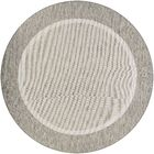 Linden Taupe Indoor/Outdoor Area Rug Rug Size: Rectangle 7'6