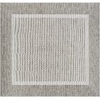 Linden Taupe Indoor/Outdoor Area Rug Rug Size: Square 8'6