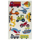Ashlee Hand-Tufted Red/Green Kids Rug
