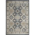 Pentillie Navy/Ivory Area Rug Rug Size: Rectangle 8' x 11'
