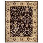 Barley Brown/Tan Area Rug Rug Size: Rectangle 5'6