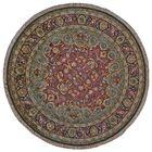 Barcroft Area Rug Rug Size: Round 8'