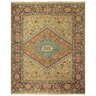Barney Brown/Tan Floral Area Rug Rug Size: Rectangle 2' x 3'