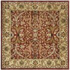 Balthrop Yellow Area Rug Rug Size: Square 6'