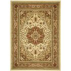 Barton Ivory Area Rug Rug Size: Rectangle 12' x 15'