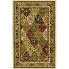 Barton Multi/Ivory Area Rug Rug Size: Rectangle 9' x 12'