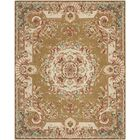 Chaplain Brown/Ivory Rug Rug Size: Rectangle 8' x 10'