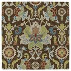 Barkell Hand-Tufted Area Rug Rug Size: Square 9'9