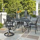 Frontenac 5 Piece Dining Set Table Size: 48