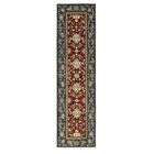 Bois Red/Tan Area Rug