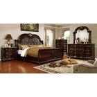 Gardener Sleigh Configurable Bedroom Set