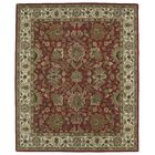 Barkell Red Area Rug Rug Size: Rectangle 5' x 7'9