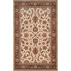 Forrestal Cocoa/Ivory Area Rug Rug Size: Rectangle 5' x 8'