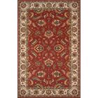Forrestal Salmon Area Rug Rug Size: Rectangle 2' x 3'