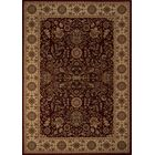 Mira Monte Red Rug Rug Size: Rectangle 9'1