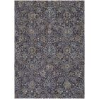 Kelch Navy/Sapphire Area Rug Rug Size: Rectangle 5'3