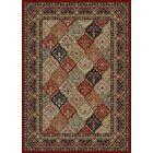 Berniece Claret Area Rug Rug Size: Rectangle 5' x 8'