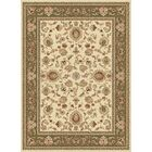 Clarence Beige Area Rug Rug Size: 5'3'' x 7'3''