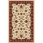 Clarence Beige Area Rug Rug Size: 7'10'' x 10'3''