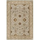 Colliers Hand-Tufted Wool Light Gray/Cream Area Rug Rug Size: Rectangle 6' x 9'