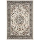 Taufner Cream/Beige Area Rug Rug Size: Rectangle 8' x 10'