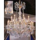 Alvarado 18-Light Glam Candle Style Chandelier