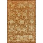Almeta Gold Area Rug Rug Size: Rectangle 8'10