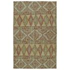 Aanya Hand-Knotted Multi Area Rug Rug Size: Rectangle 8' x 10'