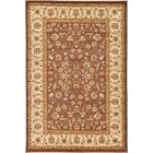 Astral Ivory Area Rug Rug Size: Round 9'10
