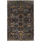 Felice Hand-Knotted Medium Gray Area Rug Rug Size: Rectangle 3'6