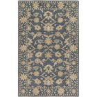 Topaz Hand-Tufted Sea foam Area Rug Rug Size: Runner 2'6